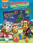 Paw Patrol: The Night Before Christmas Cover Image