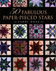 50 Fabulous Paper-Pieced Stars - Print-On-Demand Edition Cover Image