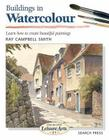 Buildings in Watercolour (SBSLA31) (Step-by-Step Leisure Arts) Cover Image