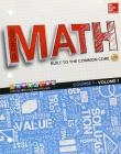 Glencoe Math, Course 1, Student Edition, Volume 1 (Math Applic & Conn Crse) Cover Image