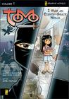 I Was an Eighth-Grade Ninja, 1 (Z Graphic Novels / Tomo) Cover Image