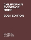 California Evidence Code 2021 Edition Cover Image