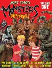 Mort Todd's Monsters Attack! Volume One Cover Image