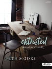 Entrusted - Bible Study Book: A Study of 2 Timothy Cover Image