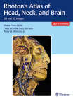 Rhoton's Atlas of Head, Neck, and Brain: 2D and 3D Images Cover Image