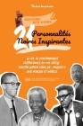 21 personnalités noires inspirantes: La vie de personnages historiques du XXe siècle: Martin Luther King Jr., Malcom X, Bob Marley et autres (livre de Cover Image