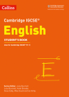 Cambridge IGCSE® English Student Book (Cambridge International Examinations) Cover Image