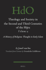 Theology and Society in the Second and Third Centuries of the Hijra. Volume 4: A History of Religious Thought in Early Islam (Handbook of Oriental Studies: Section 1; The Near and Middle East #116) Cover Image