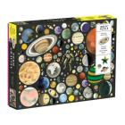 Zero Gravity 1000 Piece Puzzle With Shaped Pieces Cover Image