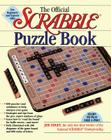 The Official Scrabble Puzzle Book Cover Image
