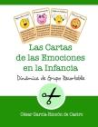 Las Cartas de las Emociones en la Infancia: Dinámica de grupo recortable Cover Image