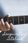 Songwriting Notebook Cover Image