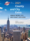 County and City Extra 2021: Annual Metro, City, and County Data Book Cover Image