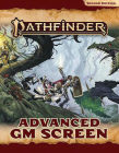 Pathfinder Advanced GM Screen (P2) Cover Image