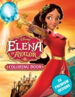 Elena of Avalor Coloring Book: Great Coloring Book For Kids and Adults - Coloring Book With High Quality Images For All Ages Cover Image