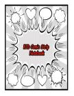 KID Comic Strip Notebook: 2 - 4 Large multi panles blank comics strip for drawing comic for kid artists and teen cover 3 Cover Image
