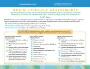 Brain-Friendly Assessments Quick Reference Guide Cover Image