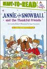 Annie and Snowball and the Thankful Friends Cover Image