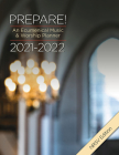 Prepare! 2021-2022 NRSV Edition: An Ecumenical Music & Worship Planner Cover Image