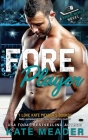 Foreplayer (A Rookie Rebels Novel) Cover Image