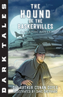 Dark Tales: The Hound of the Baskervilles: A Graphic Novel Cover Image