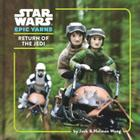 Star Wars Epic Yarns: Return of the Jedi Cover Image