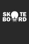 Skateboard: Monatsplaner, Termin-Kalender - Geschenk-Idee fü Cover Image