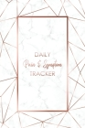 Daily Pain & Symptom Tracker: A Detailed Pain & Symptom Tracking Journal for Chronic Pain & Illness Cover Image