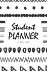 Student Planner (6x9 Softcover Log Book / Planner / Tracker) Cover Image