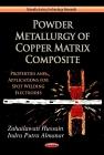 Powder Metallurgy of Copper Matrix Composite Cover Image
