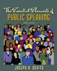 The Essential Elements of Public Speaking Cover Image