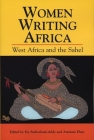 Women Writing Africa: West Africa and the Sahel (Women Writing Africa Project #2) Cover Image