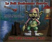 The Little January Man (Le Petit Bonhomme Janvier) Cover Image