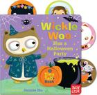Wickle Woo Has a Halloween Party (Tiny Tab) Cover Image