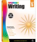 Spectrum Writing, Grade 5 Cover Image