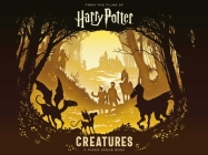 Harry Potter: Creatures: A Paper Scene Book Cover Image