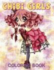 Chibi Girls Coloring Book: Volume 1 Cover Image