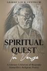 Spiritual Quest in Verse: A Literary Criticism of Ricaredo Demetillo's Religious Poetry Cover Image