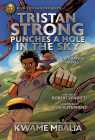Tristan Strong Punches a Hole in the Sky, The Graphic Novel Cover Image