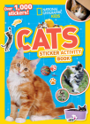 National Geographic Kids Cats Sticker Activity Book (NG Sticker Activity Books) Cover Image