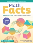 Math Facts: Kids Need Them. Here's How to Teach Them. Cover Image