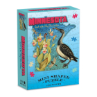 Wendy Gold Minnesota Mini Shaped Puzzle Cover Image