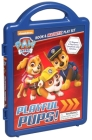 Nickelodeon PAW Patrol: Playful Pups!: Book & Magnetic Play Set Cover Image