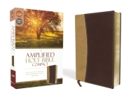 Amplified Bible-Am-Compact: Captures the Full Meaning Behind the Original Greek and Hebrew Cover Image