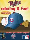 Twins Coloring & Fun! Cover Image