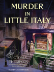 Murder in Little Italy (Gaslight Mystery #8) Cover Image