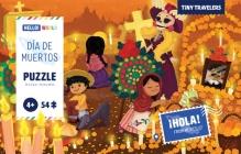 Puzzle: Día de Muertos (Tiny Travelers) Cover Image
