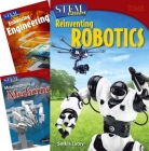 Time Stem Careers, 3-Book Set Cover Image