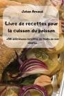 Livre de recettes pour la cuisson du poisson Cover Image