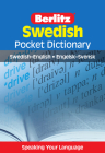 Berlitz Pocket Dictionary Swedish (Bilingual Dictionary) (Berlitz Pocket Dictionaries) Cover Image